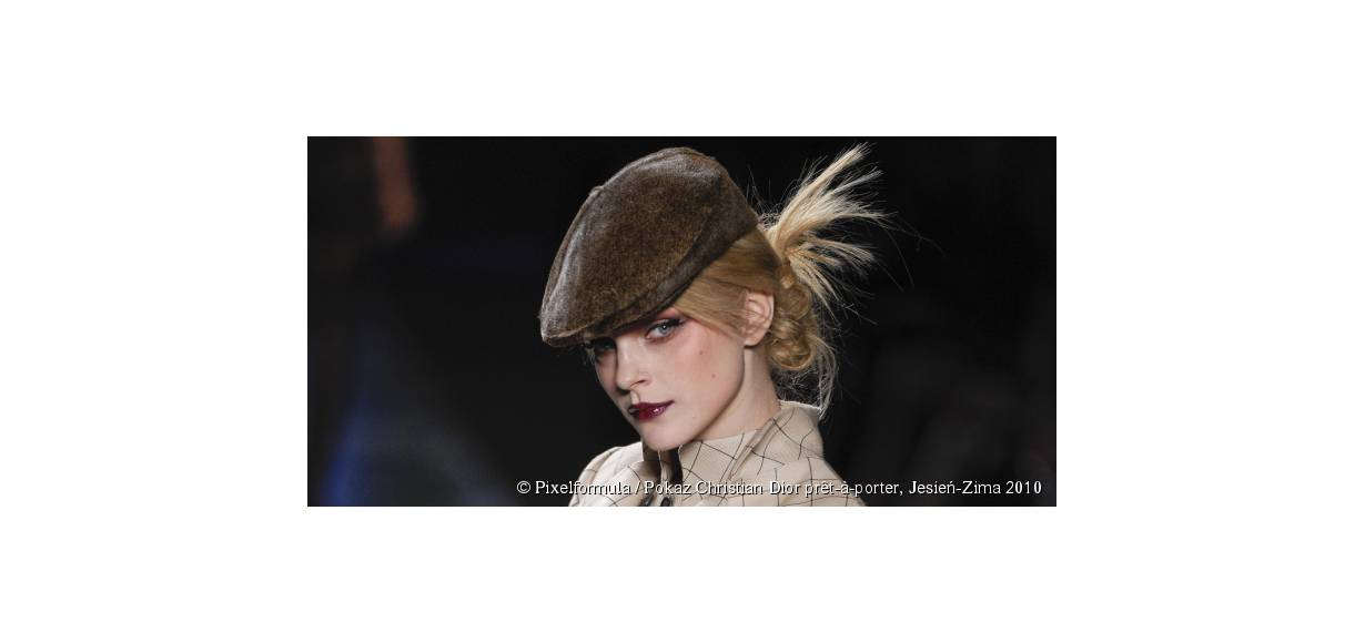 Jak nosić beret