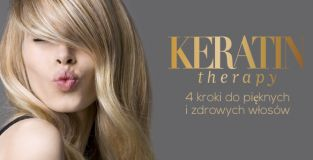 Keratin Therapy, innowacja Jean Louis David